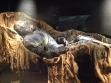 Francisco de Orellana's corpse in the fourth movie.